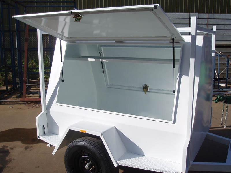 6x4 Tradies White - MurrayFab Engineering Albury Wodonga